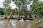 Власти Ростовской области пообещали расчистить 18 км донских рек до конца года