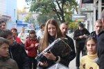 Жители Белой Калитвы раскрасили город: фото