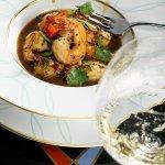 Рецепт: креветки в черном перце по‑сингапурски