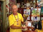 75-летний шахтинец выиграл свой 109-й марафон