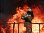 Пожары в жилом секторе