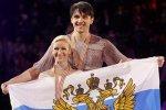 Кубанские фигуристы Татьяна Волосожар и Максим Траньков установили три мировых рекорда