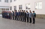 В кадетском корпусе им. М. Платова прошел слет военно-патриотических объединений