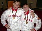 Ростовские спортивные акробаты стали пятикратными чемпионами Европы