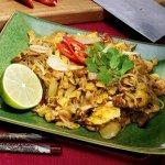 Рецепт: сингапурская лапша