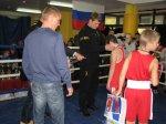 Александ Поветкин в Волгограде наградил юных боксеров