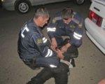 В Ростове сотрудники ДПС поймали водителя пытавшегося сбить полицейского
