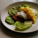 Рецепт: Бенедиктинские яйца