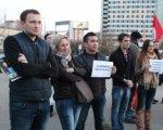 В Ростове около 100 горожан вышли на митинг против соцнормы на электричество