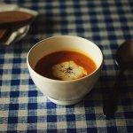 Рецепт: морковный суп-пюре с карри