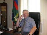 """В.Г. Полянский награжден медалью """"За верность долгу!"""""""