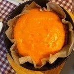Рецепт: тыквенный пирог с тестом из печенья