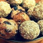 Рецепт: миндальные трюфели с корицей