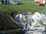 Установлены личности погибших при крушении вертолета в Белокалитвинском районе
