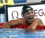 Донская пловчиха Юлия Ефимова выиграла золотую медаль на чемпионате Европы