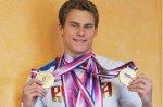 Волгоградский пловец Владимир Морозов в первый день чемпионата Европы завоевал две золотые медали