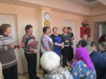 В ДК «Шахтер» провели мероприятия для людей с ограниченными возможностями