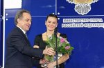 Елена Исинбаева в шестой раз признана лучшей спортсменкой России