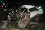 На Кубани из-за лихачества в аварии погибли два человека