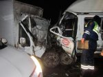 В Ростовской области в аварии на трассе погиб 1 человек, 12 доставлено в больницу