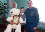 В станице Староаннинской Волгоградской области сестра спасла жизнь брату