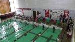 Во Дворце спорта прошли соревнования по плаванию