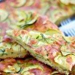 Рецепт: тосканский пирог с цукини