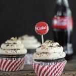 Рецепт: капкейки с кока-колой