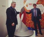 У Ростовской области появится своя чаша олимпийского огня