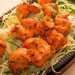 Рецепт: курица по‑тайски в соусе с кинзой