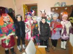 """Как встречали все зимние праздники в ДК """"Шахтер"""" в поселке Горняцком"""