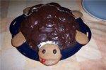 """Рецепт: торт """"Черепаха"""""""