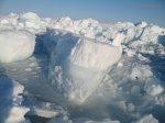 Арктический циклон парализовал работу нескольких портов Кубани
