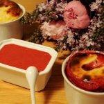 Рецепт: творожная запеканка с клубникой