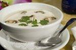 Рецепт: кокосовый суп