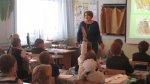 В школе № 1 прошел открытый урок