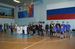 Во Дворце спорта состоялись соревнования по контактному каратэ