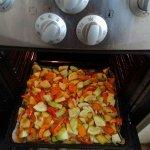 Рецепт: овощное рагу в духовке