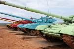 В Калачевском районе Волгоградской области пройдет танковый биатлон