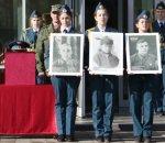 Краснодарцы передали останки погибших летчиков-белорусов