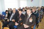 В честь 25 годовщины вывода Советских войск из Афганистана ветеранам-афганцам были вручены медали