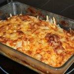 Рецепт: картофельный гратен