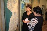 """В музее заповеднике М.А. Шолохова открылась выставка """"Оренбургский пуховый платок"""""""