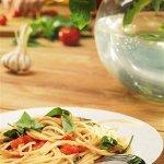 Рецепт: спагетти аль крудо