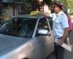 Нелегальных таксистов в Каневском районе будут лишать автомобилей