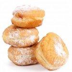 Рецепт: пончики на сгущенном молоке