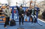 В Краснодаре открыли первую паралимпийскую площадку