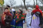 Традиционные Масленичные гуляния в поселке Коксовом