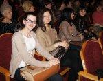 В ДК им. Чкалова поздравляли женщин с 8 марта