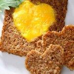 Рецепт: тосты с яичной начинкой